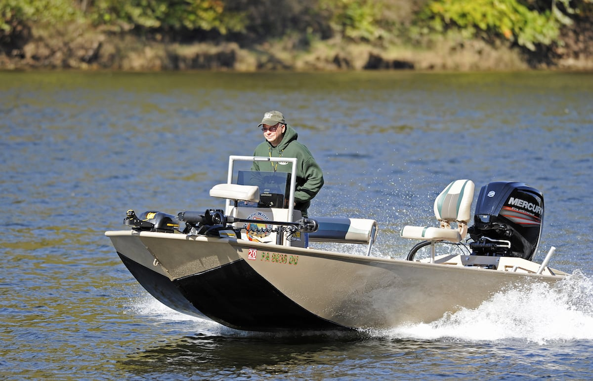 Fishing Charter on the Delaware River