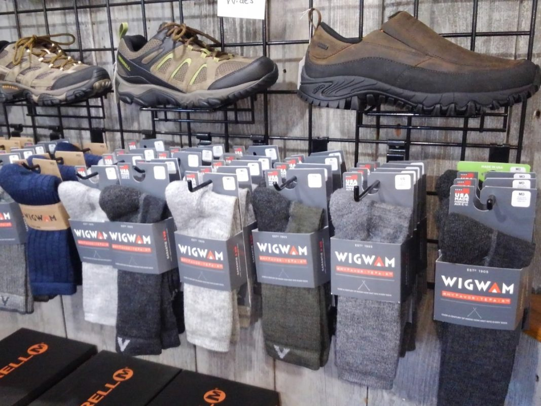 Footwear Pike County Outfitters
