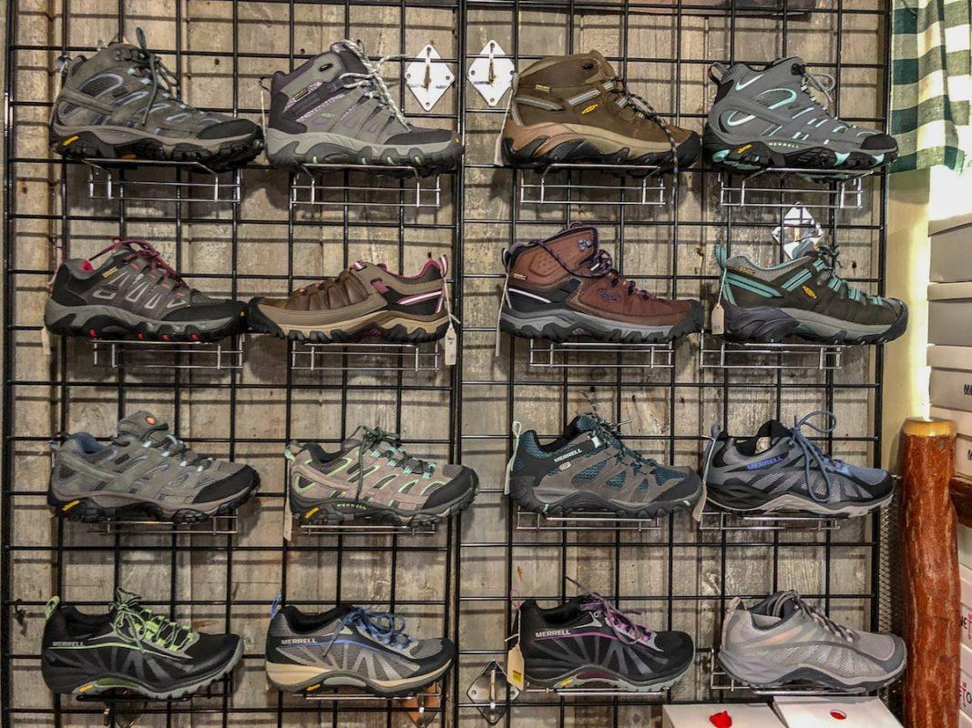 Footwear for Hiking Milford, PA