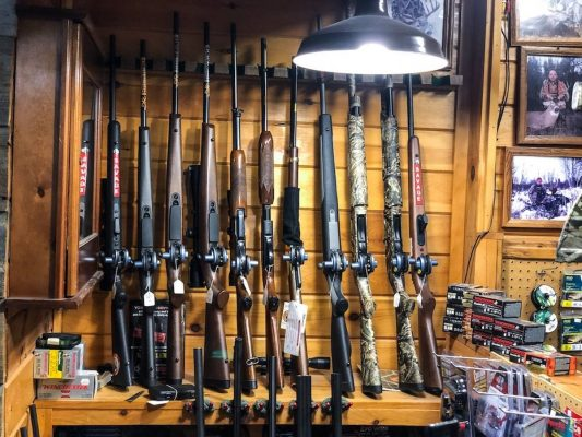 Hunting and Shooting Rifles and Shotguns Pike County Outfitters