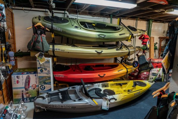 Kyacks Canoes, Rafts for Sale Milford PA