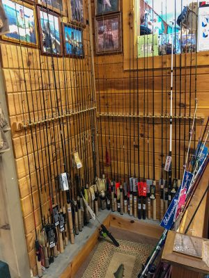 Pike County Outfitters Fishing Gear- Poles