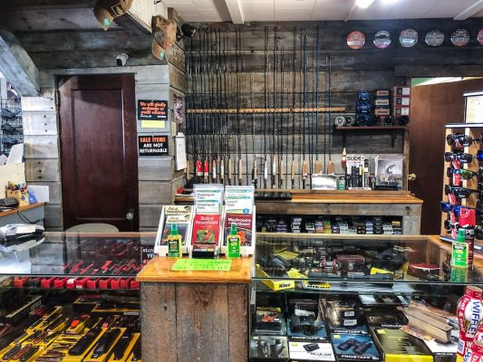 Pike County Outfitters Fishing Gear