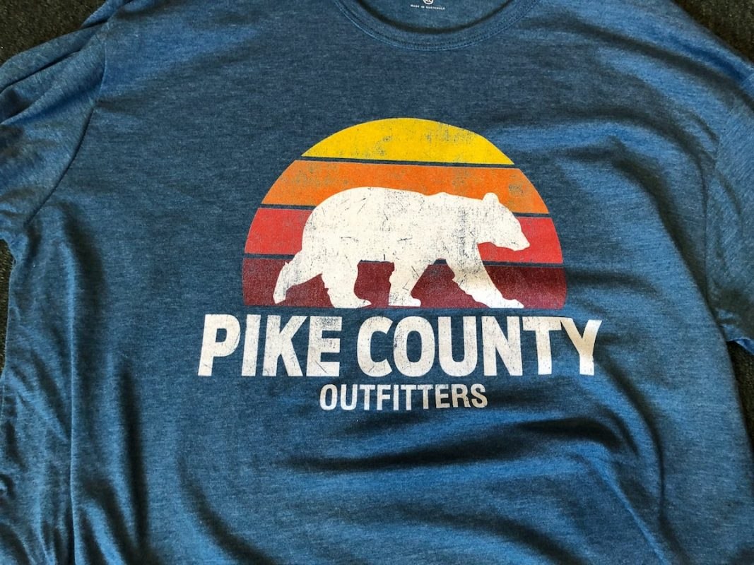Pike County T shirt