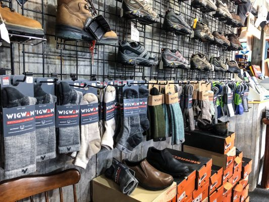 Wigwam Socks-Pike County Outfitters
